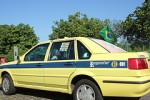 How to get around in Rio by taxi