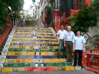 Private Tour To Selaron Staircase And To The Best