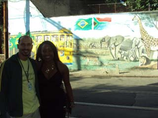 Tour of Rio de Janeiro and Santa Teresa neighborhood