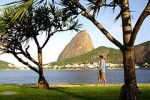 Tours in Rio - Sugar Loaf seen from Flamengo