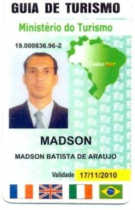 Rio Private Guided Tour - License of Madson