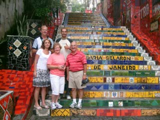 Tour guide Brazil