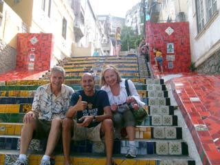 Tour Guide in Brazil
