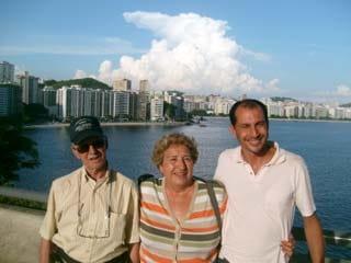Tour of Niteroi - Brazil