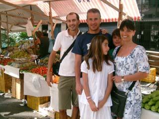Fruit market tour in Rio de Janeiro, Brazil