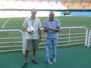 Maracana guided visit -- Rio de Janeiro -- Brazil