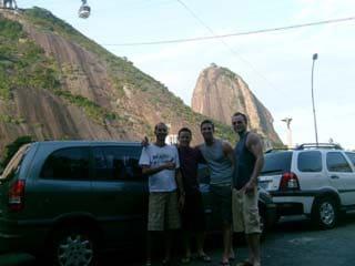 Tour of Rio de Janeiro - Visit to Sugar Loaf