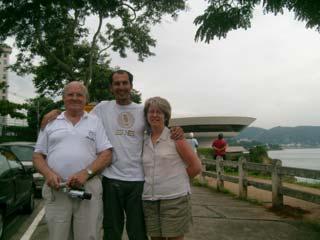 Guided visit to Niteroi, Rio de Janeiro State, Brazil