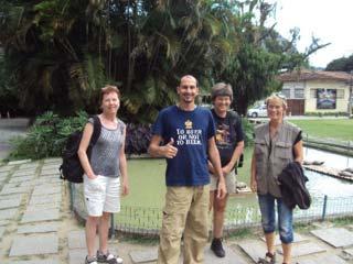 Visit to Rio de Janeiro Botanical Garden