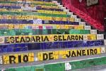 Tours in Rio - Selaron Staircase1