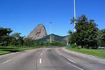 Tours in Rio - Sugar Loaf from Aterro Avenue