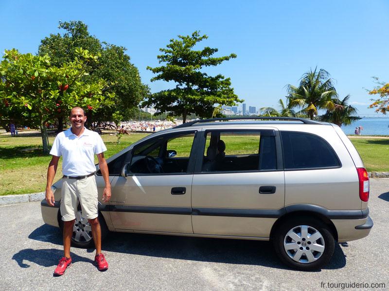 Madson Rio de Janeiro Tour Guide